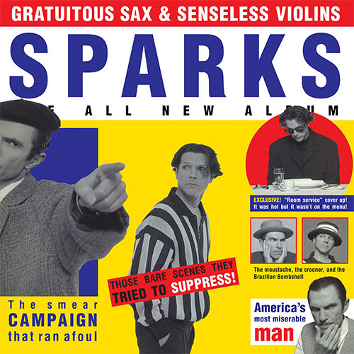 "réédition ""gratuitus sax & senseless violins"" (2019)"