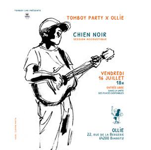 F(ollie) #1 Chien Noir
