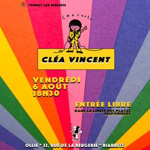 F(ollie) #3 Cléa Vincent