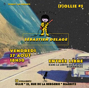 F(ollie) #5 Sébastien Delage