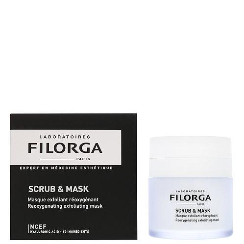 Scrub & Mask Efervecente Filorga