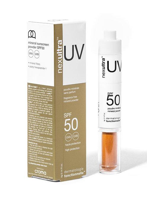 Nexultra UV Brocha Mineral SPF 50 4g