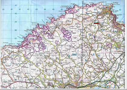 Barn st ives map.png