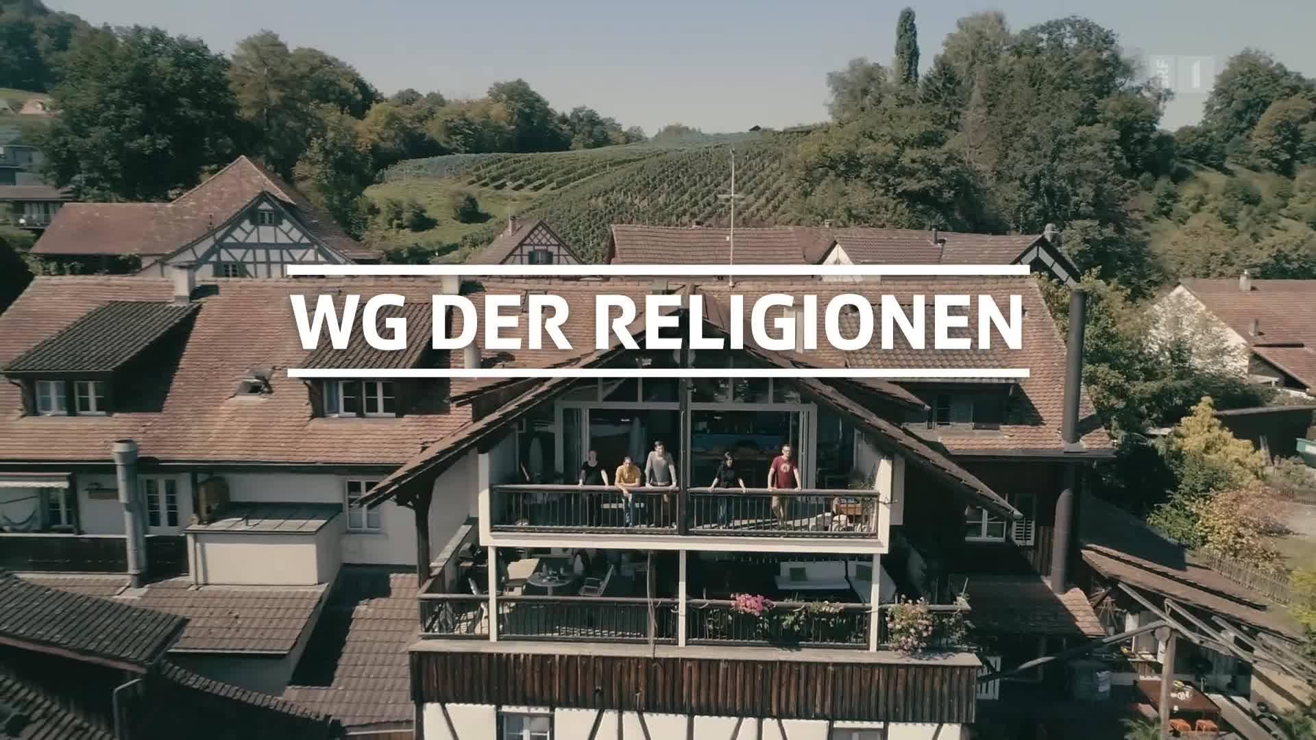 "Opener ""WG der Religionen"""