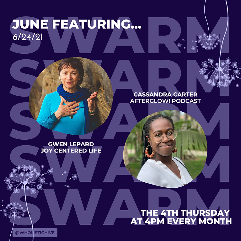 SWARM - Synergistic Wisdom Activation and Reconnection Meeting