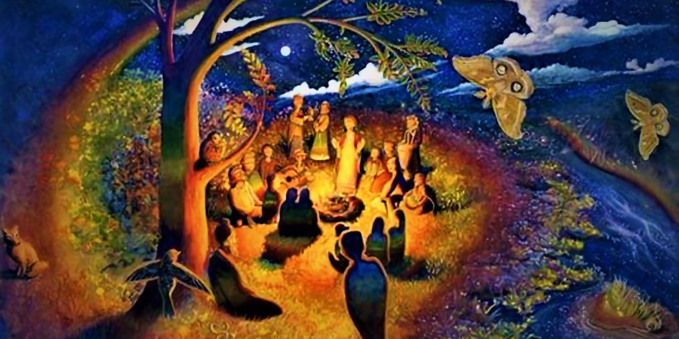 Full Moon Ritual & Sacred Fire Song Circle