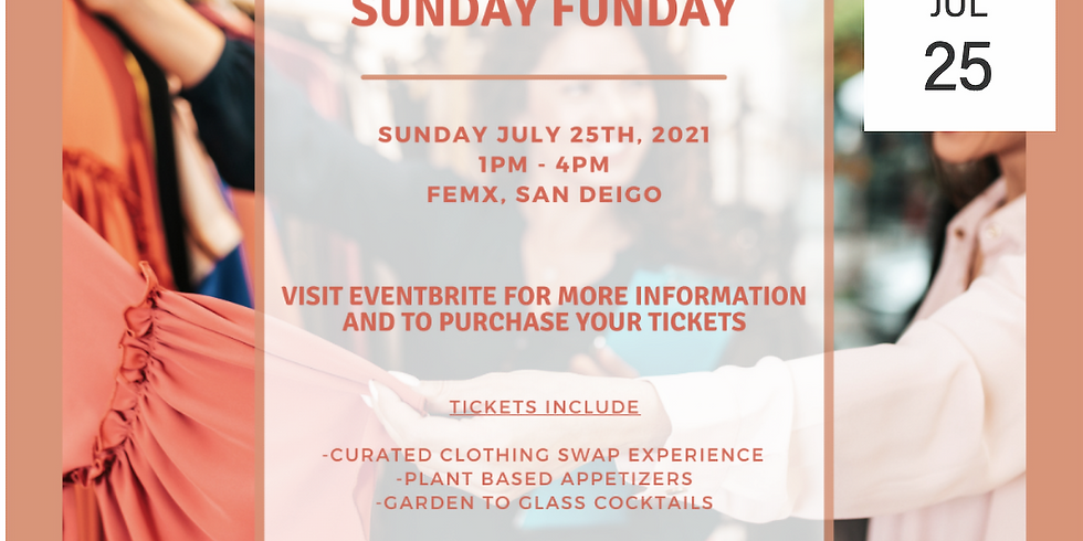 Sustainable Sunday Funday