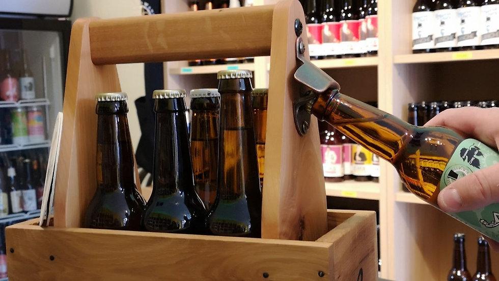Caisse à bières