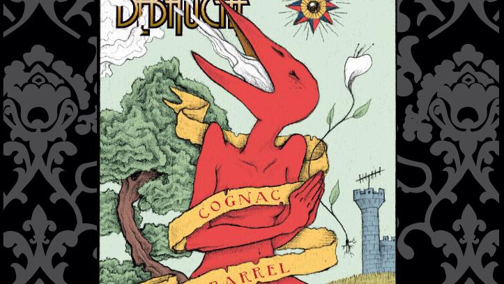"""La Débauche """"COGNAC BARREL"""""""