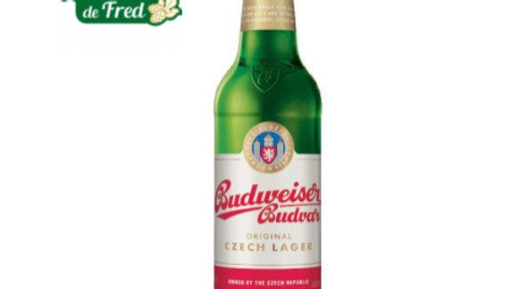 Budweiser Budvar CZECH LAGER