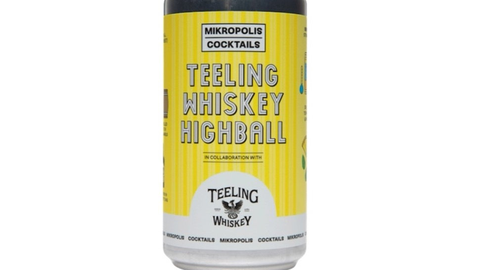 TEELING WHISKEY HIGHBALL