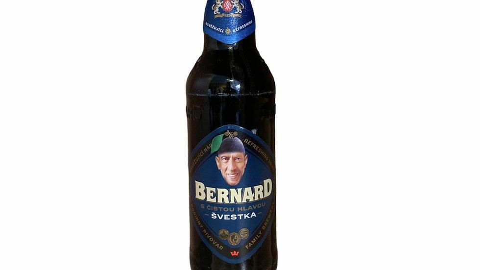 BERNARD S Cistou Hlavou Svestka Sans alcool