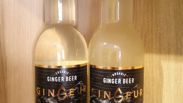 """Gin8geur """"GINGER BEER"""""""