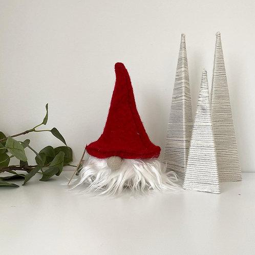 Nisse og juletrær