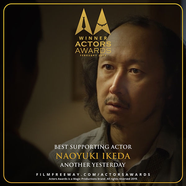 Actors Awds Winner Best Supporting Actor