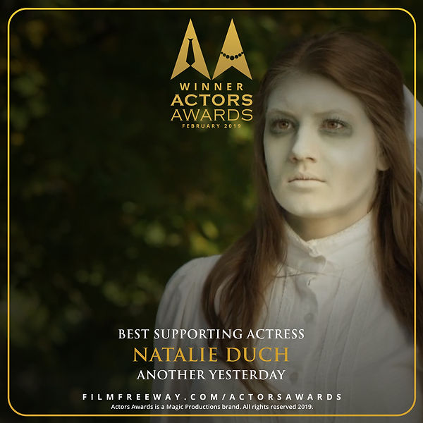 Actors Awds Winner Best Supporting Actre