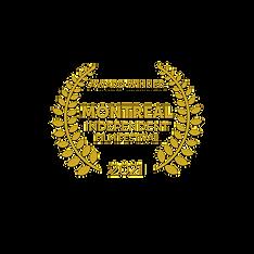 Montreal Ind. Film Fest. gold laurel.png