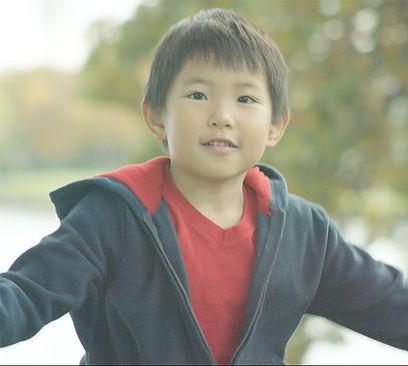 Alexander Xiong as Akira in a flashback