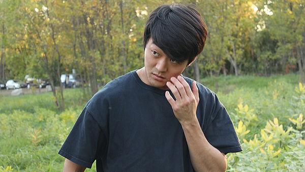 Kento Matsunami candid during dream sequence