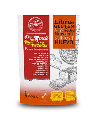 PREMEZCLA MULTIRECETAS RENGUN 600grs