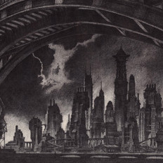 Architecture in Graphic Novels