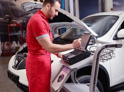 Mercedes OE diagnostics
