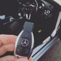 Mercedes SL all keys lost