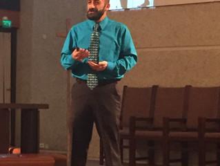 Menighetens misjonsprosjekt: Møte med pastor Ramazan Arkhan.