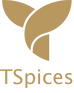 Tspices logo gold.png