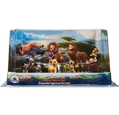 Disney The Lion King Deluxe Set de figuras