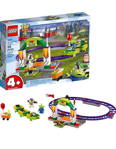 LEGO Disney Pixar Toy Story Carnival Thrill Coaster 10771 (98pcs)