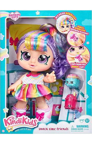 Kindi Kids Muñeca Rainbow Kate