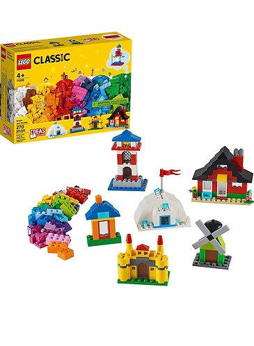 Lego Classic Bricks and Houses 11008 (270 piezas)