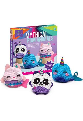 CraftTastic Kit de Manualidades para hacer animales de peluche