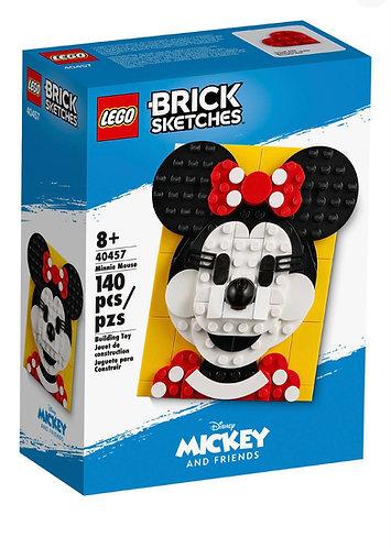 LEGO Disney Minnie 40457 (140 pcs) 2021