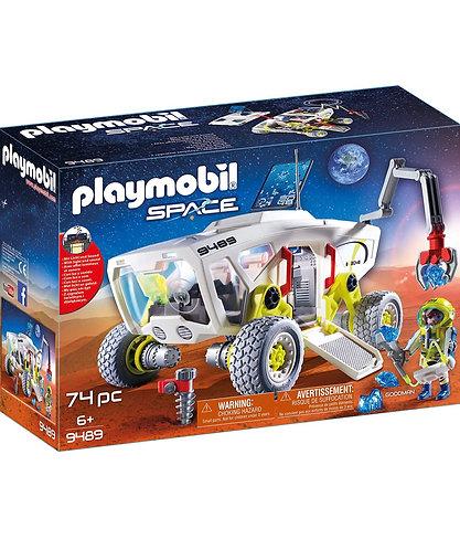 Playmobil Mars Research Vehicle (74 pcs)