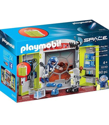 Playmobil Misión a Marte (60 Pcs)