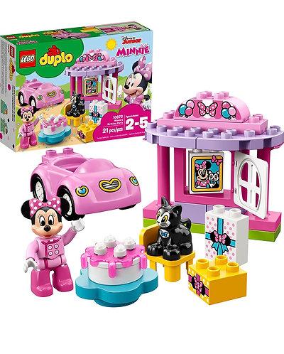 LEGO DUPLO 10873 Fiesta de cumpleaños de Minnie (21 piezas)