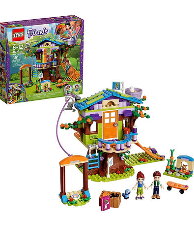 LEGO Friends 41335 La casa del árbol de Mia (351 piezas)