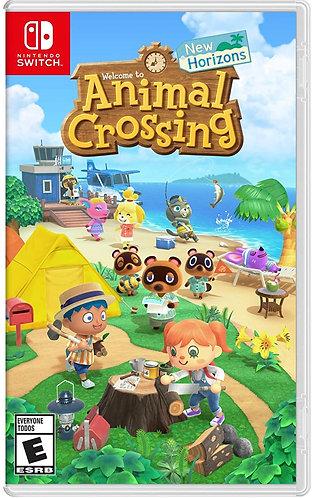 Juego Animal Crossing: New Horizons Nintendo Switch Lite