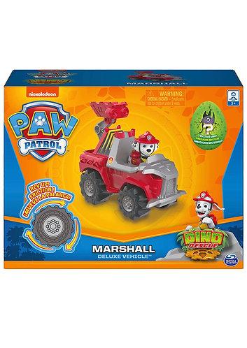 Paw Patrol Dino Rescue Marshall (Incluye Dinosaurio Sorpresa)