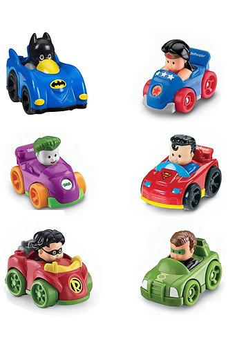 Little People DC Super Friends (6 unidades)