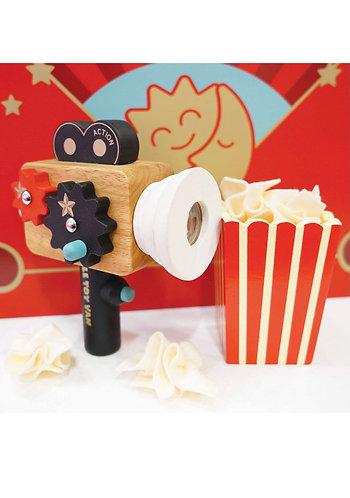 Le Toy Van Filmadora de Películas de Madera