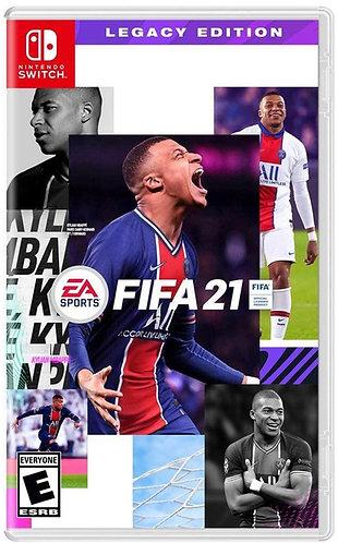 Juego FIFA 21 Legacy Edition Nintendo Switch Lite