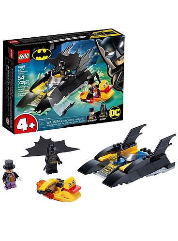 LEGO Batman Batboat The Penguin Persuit 76158 (54 pcs)