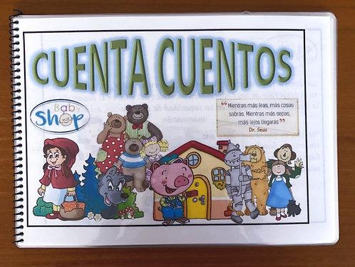 Libro Cuenta Cuentos de Babyshop