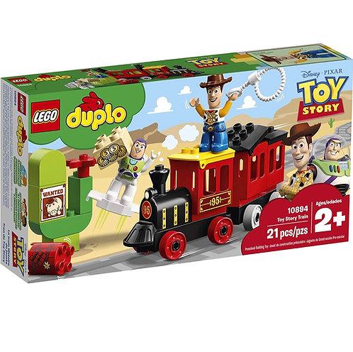 LEGO DUPLO 10894 Disney Pixar Toy Story Train 21 pcs