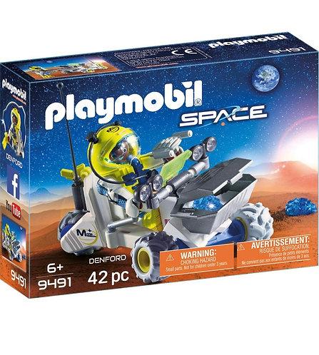 Playmobil Mars Rover (42 pcs)