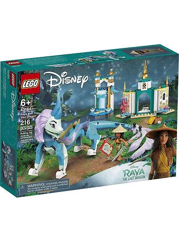 LEGO Disney Raya y Sisu Dragón 43184 (216 pcs) 2021