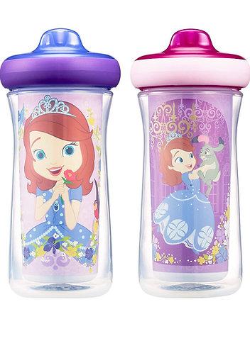 Vasos de Princesa Sofía (Pack de 2 unidades)